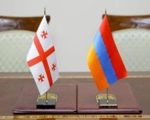 Армения и Грузия построят