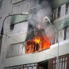 Крупный пожар в Аван-Ариндже